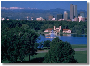 City Park, Denver, Colorado